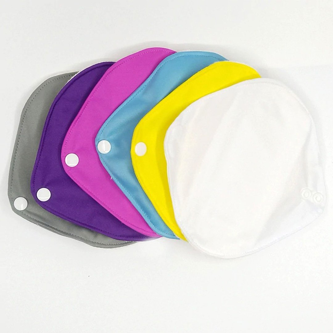 Mixed Solid Colors Liners Set