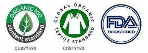 organic certificates