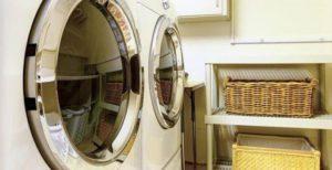 washing and dryer machines